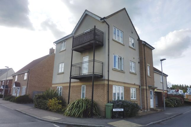 Thumbnail Flat to rent in Tracy Way, Oxley Park, Milton Keynes