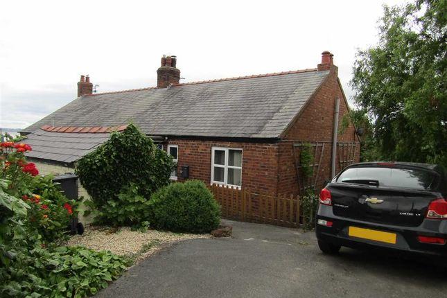 Thumbnail Semi-detached bungalow for sale in Top Hill, Bagillt, Flintshire