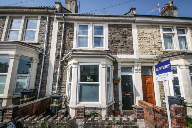 Thumbnail Terraced house for sale in Beauley Road, Southville, Bristol