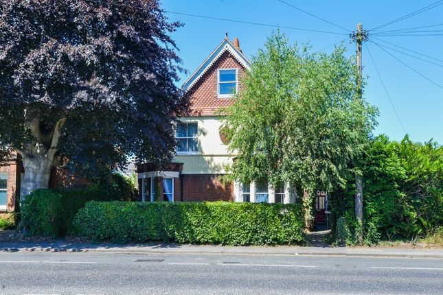 Thumbnail Detached house for sale in Dunmow Road, Bishop's Stortford