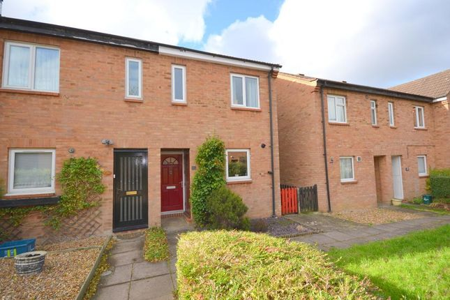 2 bed end terrace house for sale in Arlott Crescent, Oldbrook, Milton Keynes, Buckinghamshire