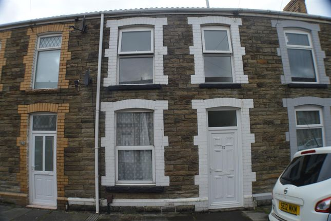 Thumbnail Terraced house to rent in Penrhiwtyn Street, Neath