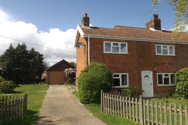 Thumbnail Property to rent in Thurlton, Norwich