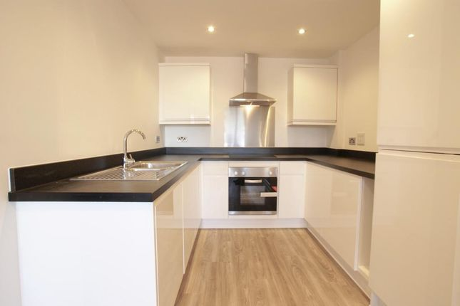 Thumbnail Flat to rent in Sienna House, Brownfields, Welwyn Garden City