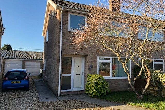 Thumbnail Semi-detached house to rent in Woodhill Rise, Calne