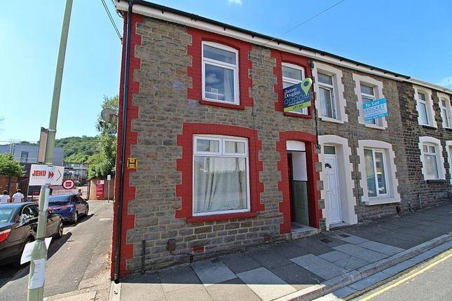 Thumbnail Terraced house to rent in Brook Street, Treforest, Pontypridd, Rhondda Cynon Taff
