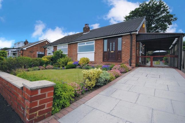 2 bed bungalow to rent in Greenfields Close, Hindley, Wigan WN2