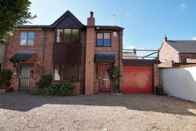 Thumbnail Semi-detached house to rent in Robey Street, Lincoln