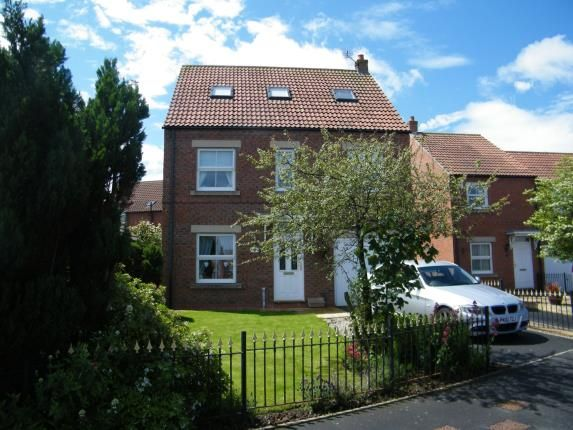 Thumbnail Detached house for sale in Chancel Way, Whitby, North Yorkshire