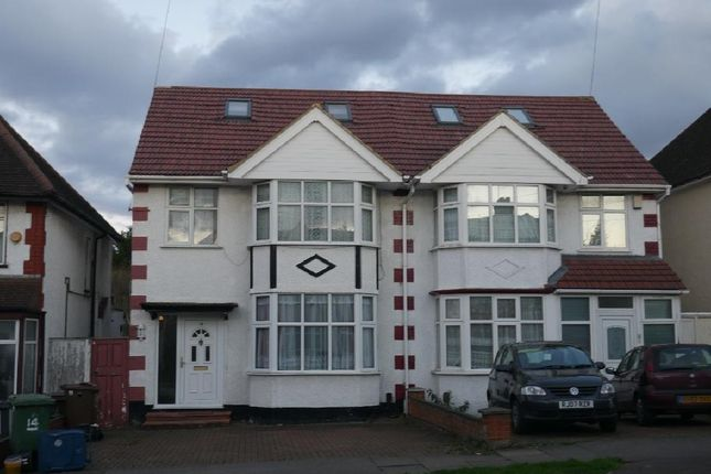 Thumbnail Detached house to rent in Rayners Lane, Harrow