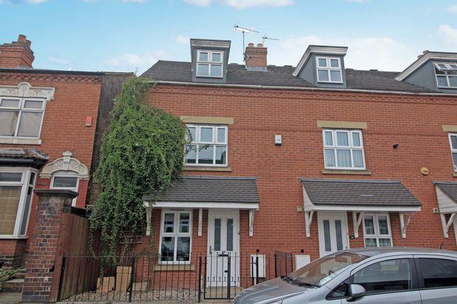 Thumbnail Town house for sale in Reddings Lane, Tyseley, Birmingham