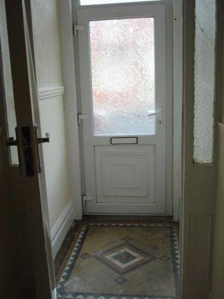 Hall And Landing of Ash Street, Fleetwood FY7