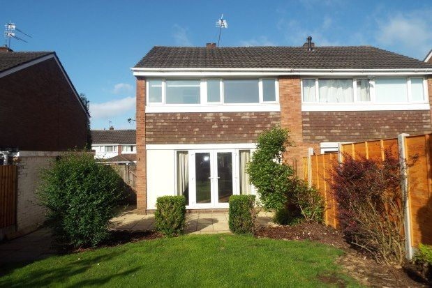 Thumbnail Property to rent in Alpine Drive, Cannock