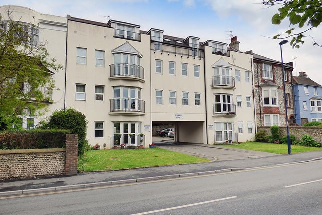 Thumbnail Flat to rent in Russell Place, High Street, Bognor Regis