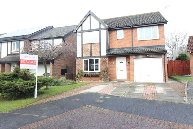 5 bed detached house for sale in Ainsley Grove, Faverdale, Darlington DL3