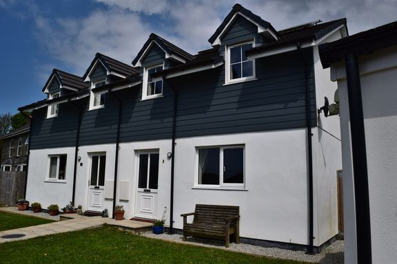 Thumbnail Semi-detached house for sale in Trevingey, Redruth