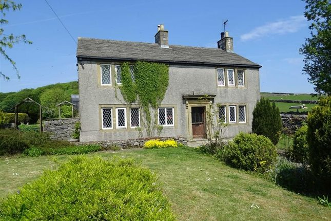 Thumbnail Detached house for sale in Hernstone Lane, Peak Forest Buxton, Derbyshire