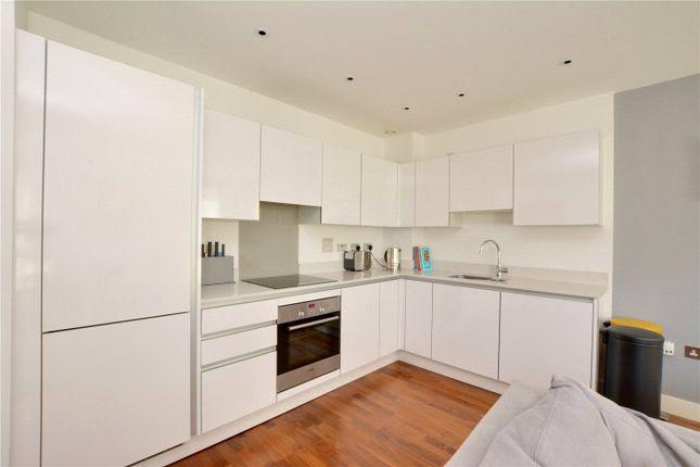 Kitchen Area of Bellville House, 2 John Donne Way, Greenwich, London SE10