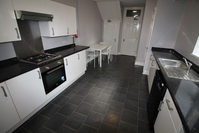 Thumbnail Terraced house to rent in Portland Terrace, Jesmond, Newcastle Upon Tyne