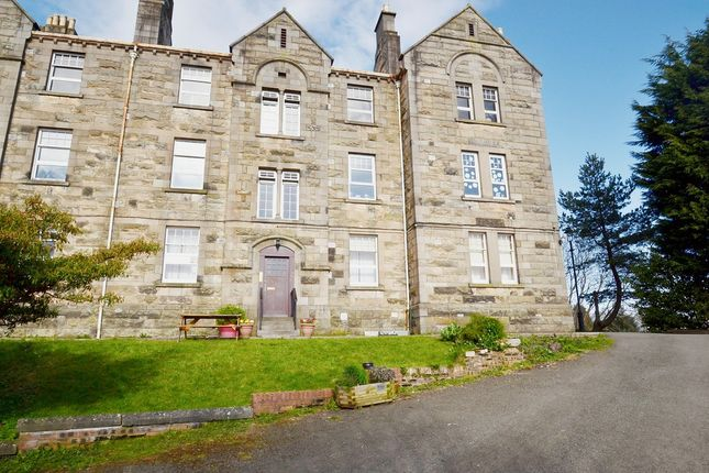 Thumbnail Flat to rent in Castle Court, Stirling
