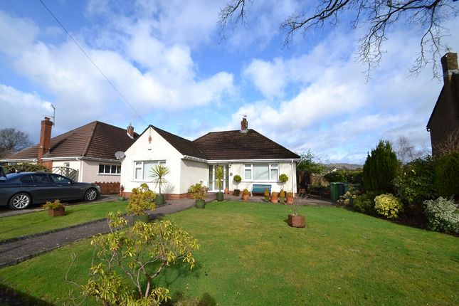 Thumbnail Detached bungalow to rent in Heol Iscoed, Rhiwbina, Cardiff.