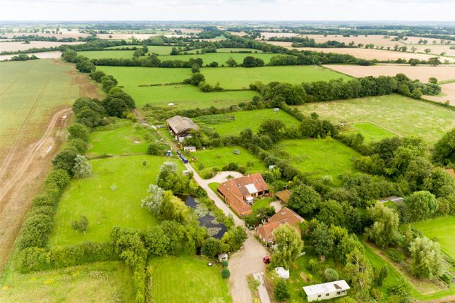 Thumbnail Barn conversion for sale in Themelthorpe, Dereham