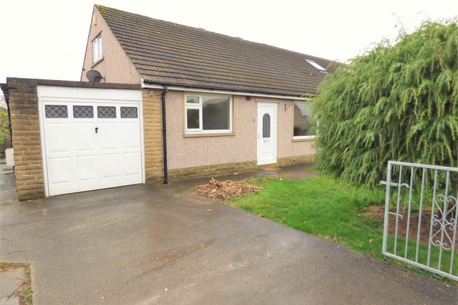 Thumbnail Semi-detached bungalow to rent in Claylands Drive, Bolton Le Sands, Carnforth