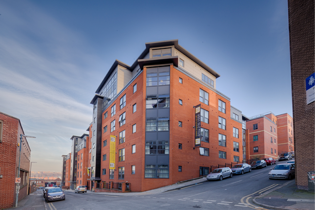 Thumbnail Flat for sale in Edward Street, Stoke-On-Trent