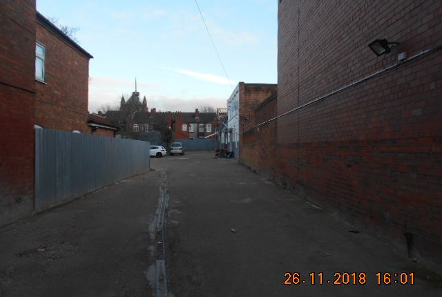 Thumbnail Parking/garage to let in Charles Road, Small Heath
