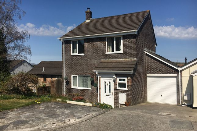 Thumbnail Link-detached house for sale in Adams Beck, Landrake, Saltash