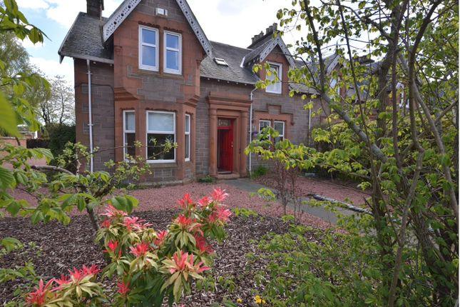 Thumbnail End terrace house for sale in Westport, Lanark