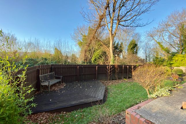 Garden of Brecken Court, Saltwell Road South, Gateshead, Tyne & Wear NE9