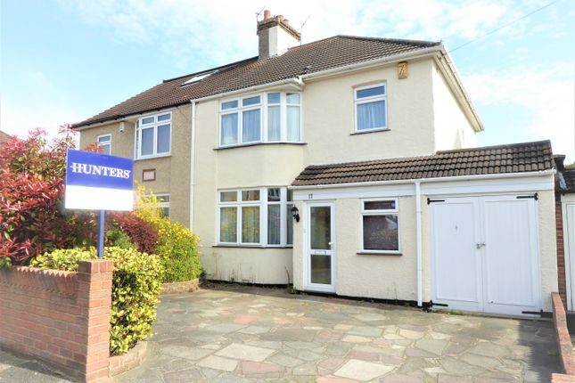 Thumbnail Semi-detached house to rent in First Avenue, Bexleyheath, Kent