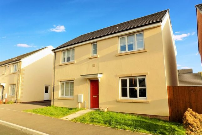 Thumbnail Property to rent in Long Heath Close, Caerphilly