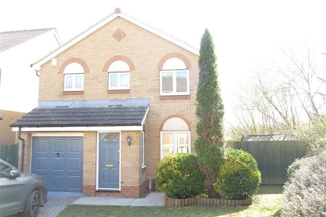 Thumbnail Detached house to rent in Heather Way, Killinghall, Harrogate