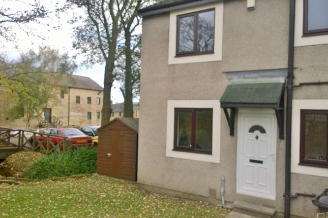 Thumbnail End terrace house for sale in Kingfisher Court, Caton, Lancaster