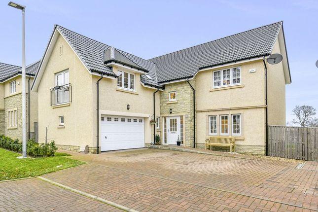 Thumbnail Detached house for sale in 11 Quarrypark Drive, Ratho