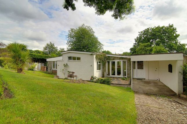 Thumbnail Detached bungalow for sale in Yew Tree Walk, Frimley, Camberley