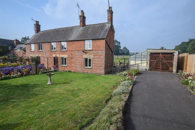 Thumbnail Semi-detached house for sale in Manor Farm Close, Upper Seagry, Chippenham