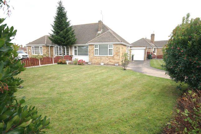 Thumbnail Semi-detached bungalow for sale in Hatfield Lane, Barnby Dun, Doncaster