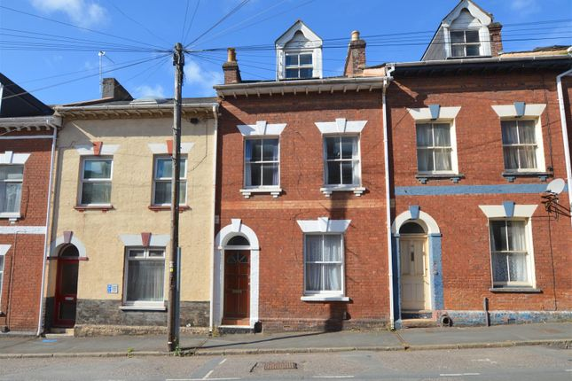 Thumbnail Property to rent in Victoria Street, St James, Exeter