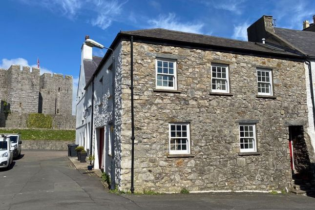 Thumbnail Cottage for sale in The Old Coach House, Parliament Square, Castletown