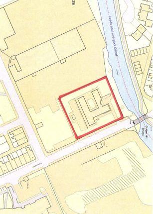 Thumbnail Land for sale in Albion Street, Blackburn