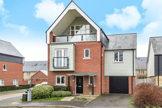 Thumbnail Detached house for sale in Juniper Close, Epsom