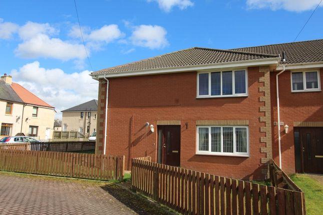 Thumbnail Flat for sale in Barton Court, Fauldhouse, Bathgate