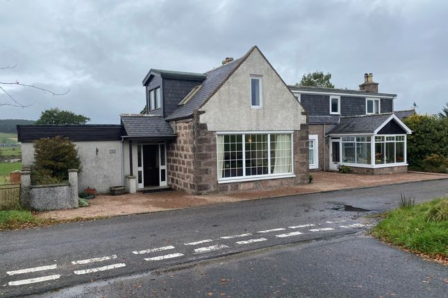 Thumbnail Detached house for sale in Banchory, Aberdeenshire