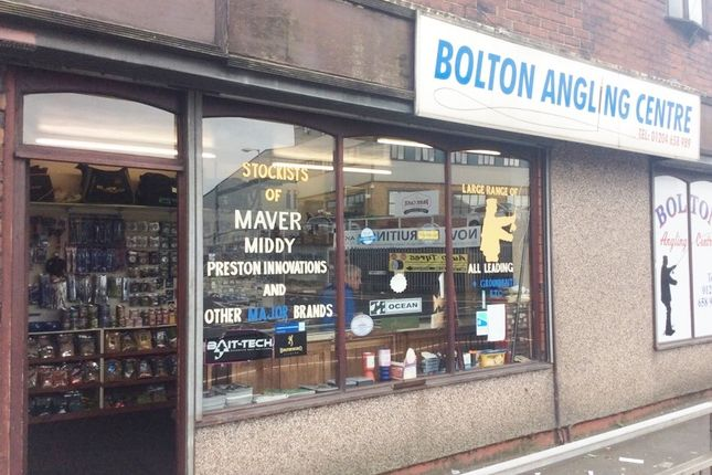 Retail premises for sale in 185 St. Helens Road, Bolton