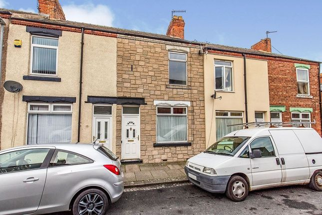 Thumbnail Terraced house to rent in Brougham Street, Darlington