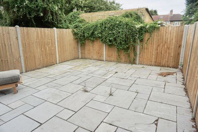 Garden of Tiptree Crescent, Clayhall, Ilford IG5