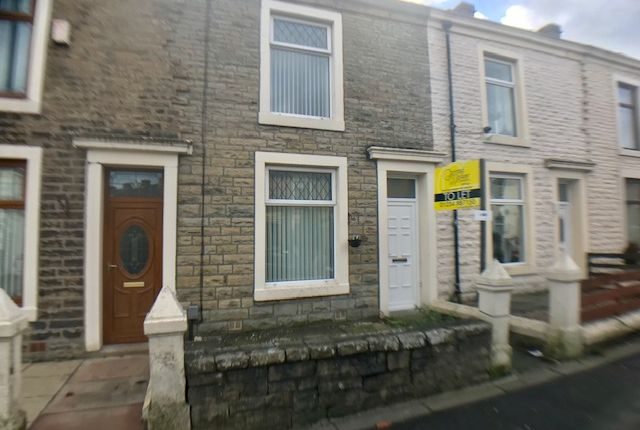 Thumbnail Terraced house to rent in St Huberts Road, Great Harwood